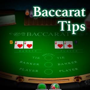 Online Baccarat Tips