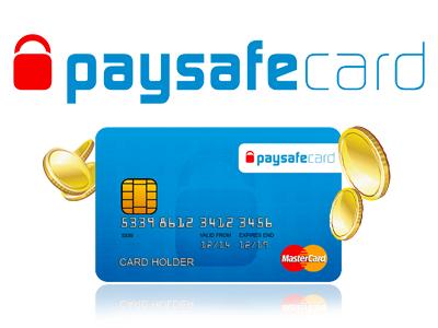 PaySafeCard main image