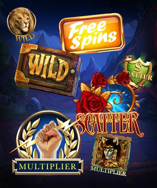 Popular Online Slots Features