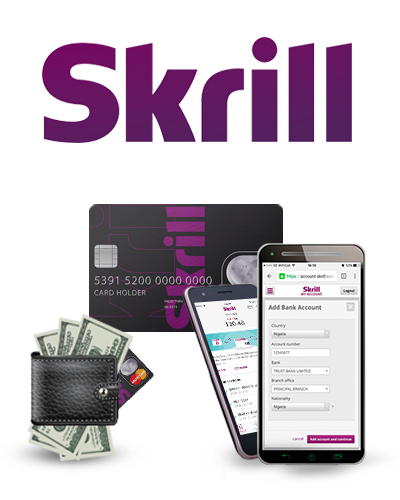 Services Offered by Skrill