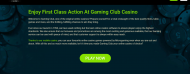 gaming club casino first class action